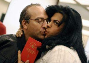 Gay español se casa con colombiano en Buenos Aires