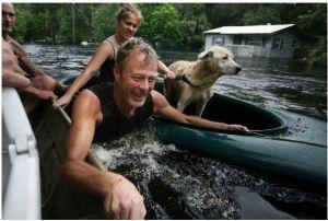 Debby tocó tierra en la costa noroeste de Florida