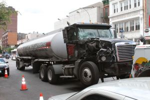 Accidentes de tránsito en NY hicieron de ayer un martes 13