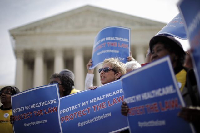 Suprema decide hoy futuro de 'Obamacare'