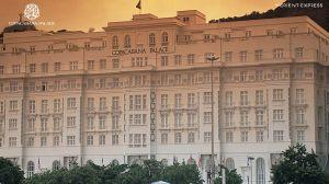 Legendario hotel Copacabana Palace cierra sus puertas