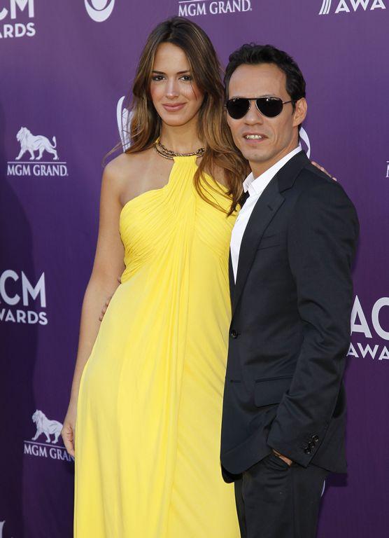 """Marc y Shannon viven una """"luna de miel"""""""