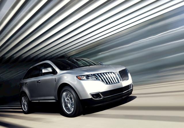 El Lincoln MKX, todo un contemporáneo