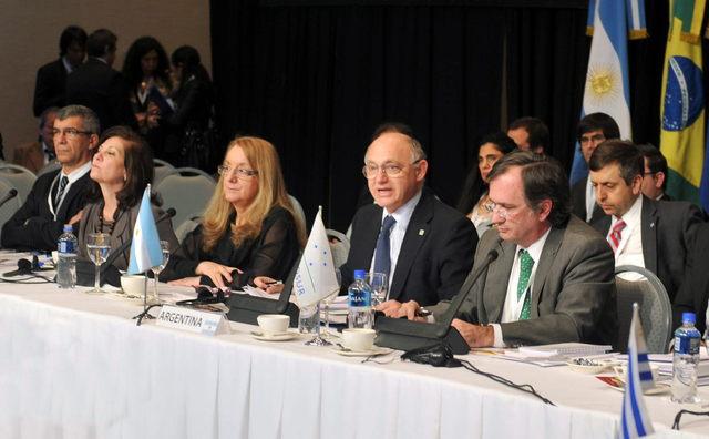Crisis paraguaya en cumbre del Mercosur