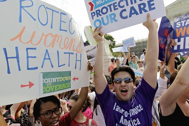 'Obamacare': una victoria  saludable para los hispanos