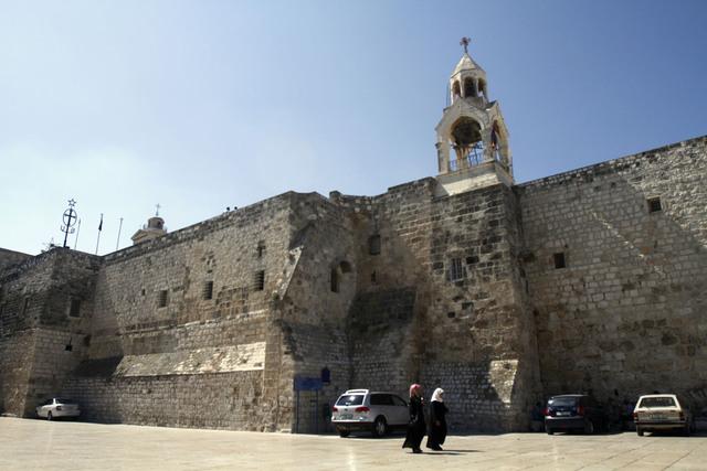 Basílica  de Belén considerada Patrimonio en Peligro