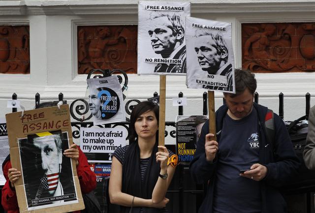 Julian Assange ignorará citación