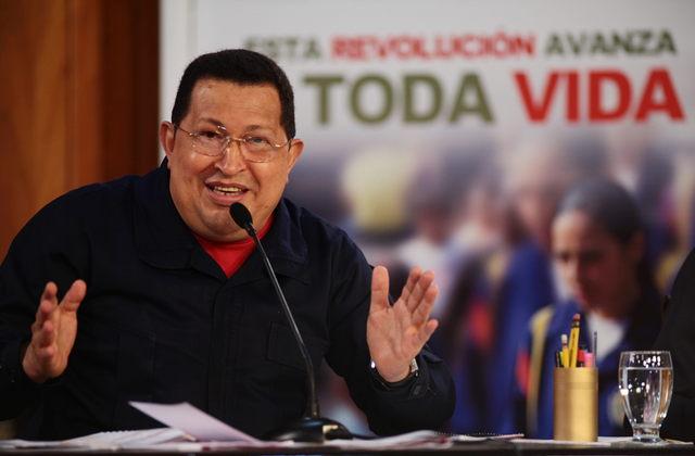 Chávez arranca su campaña
