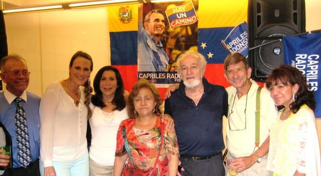 Lanzan Comando Venezuela en NY