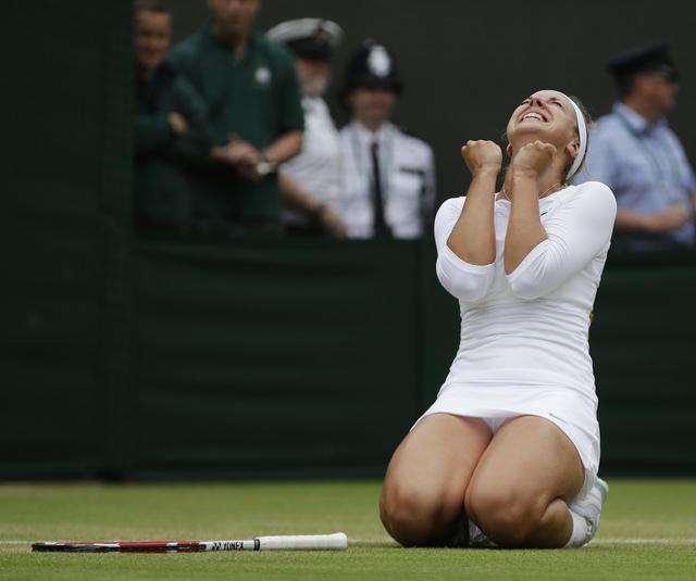 Eliminada Sharapova