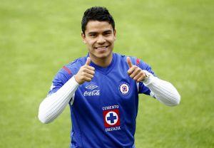 Cruz Azul presenta a Pablo Barrera