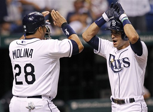 MLB: Rays 7, Yanquis 4; NY vuelve a caer en Tampa