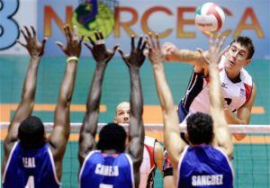 Mantiene Puerto Rico aspiraciones para Mundial de voleibol