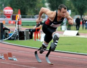 Pistorius orgulloso por ser considerado en equipo olímpico