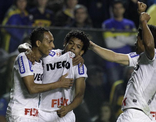 Corinthians-Boca por el mejor de América