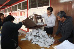 Volverán a contar más de la mitad de los votos en México