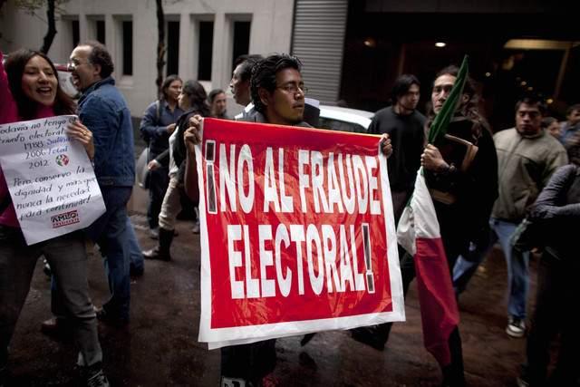 Habrá nuevo conteo de votos en México