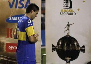 Riquelme se aleja del Boca Juniors