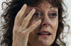 """Molesta Susan Sarandon con """"poca imaginación"""" de Hollywood (Video)"""