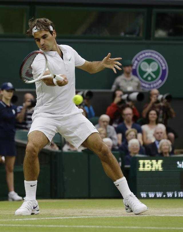 Federer-Murray: histórica final