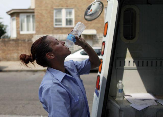 Ola de calor cobró 30 muertos hoy en EEUU