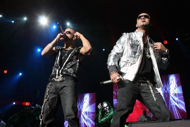 Wisin y Yandel siguen 'Líderes'