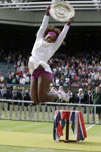 Serena está de vuelta