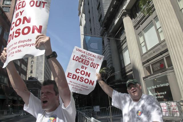 Se calientan las negociaciones en Con Edison