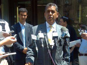 Espaillat  dice estar dispuesto a trabajar con Rangel
