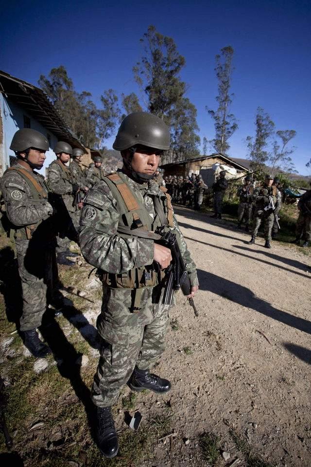 Persiste oposición a proyecto minero en Perú