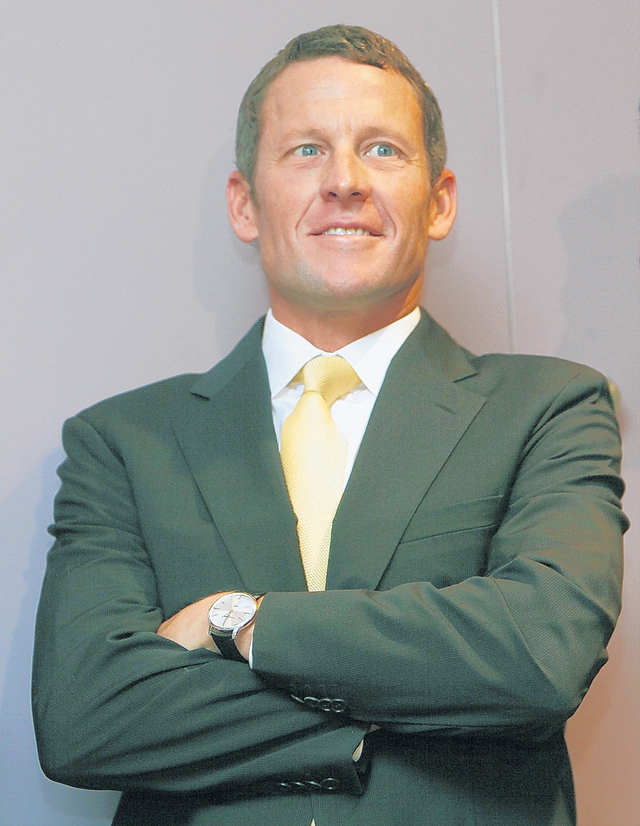 Juez rechaza demanda de Armstrong