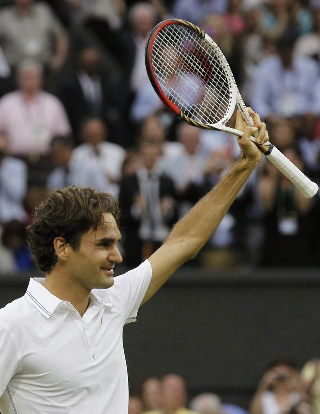 Federer de nuevo en la cima del mundo
