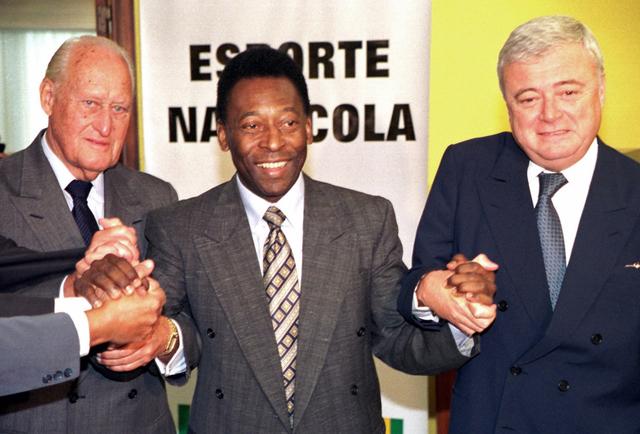Havelange y Teixeira en problemas