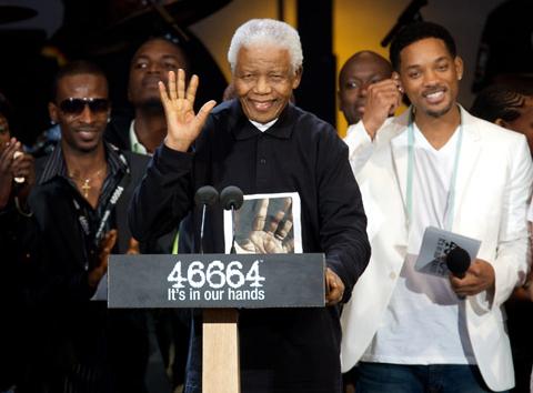 Lanzan ropa inspirada en Nelson Mandela
