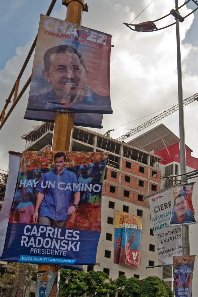 Capriles feliz con mensaje a militares
