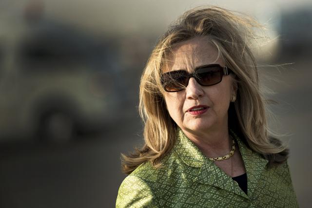 Clinton destaca la importancia de Egipto para EEUU