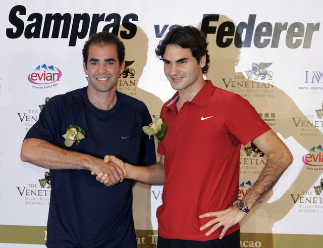Federer rompe marca de  Sampras