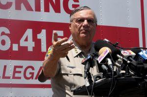 Inicia hoy juicio contra el sheriff  Joe Arpaio