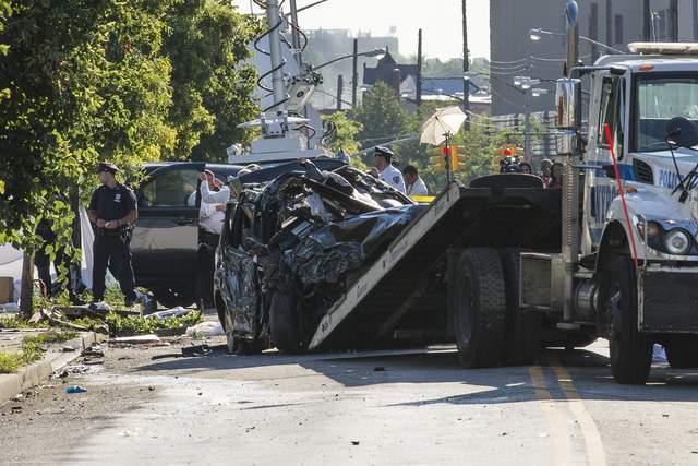 Accidente fatal en Queens