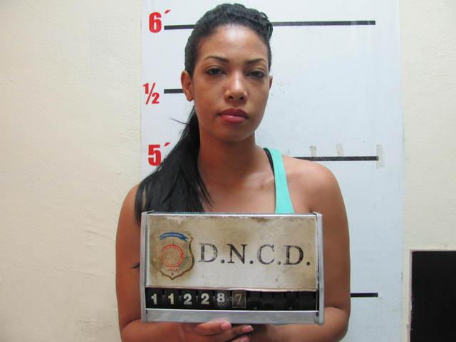 Apresan a dominicana pedida por EEUU