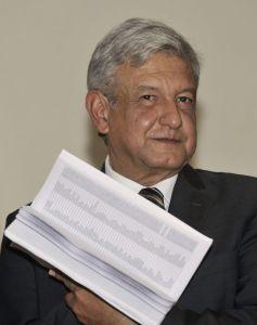 'Gobierno de México oculta información '