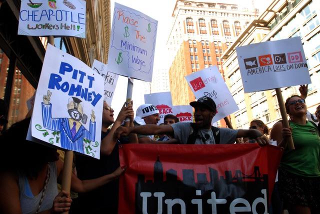 Abogan por el aumento del salario mínimo