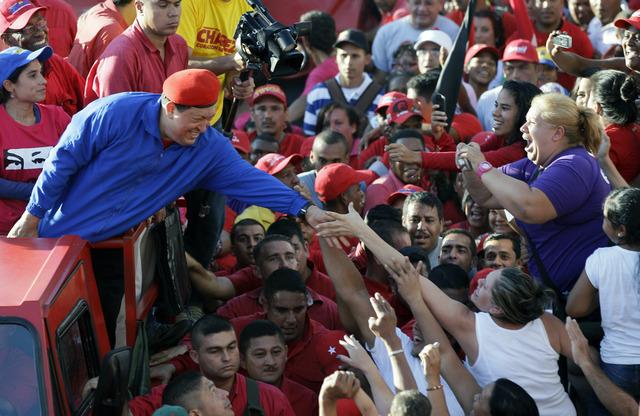 Chávez reconoce necesidad de ampliar ventaja