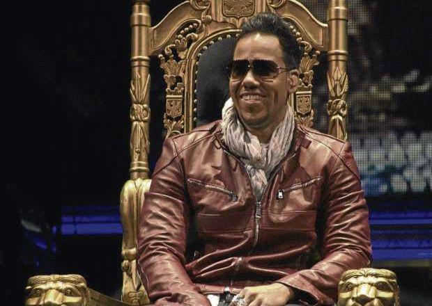Romeo Santos  canta para 10 mil ecuatorianos