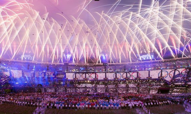 Altas ventas para música olímpica