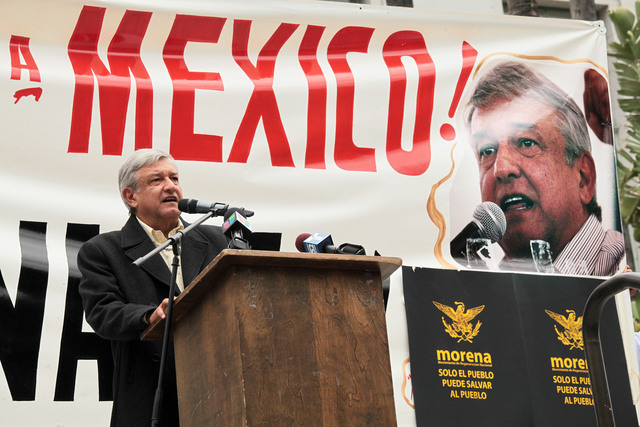 PRI arremete contra López Obrador