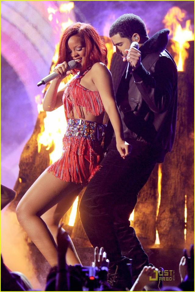 Rihanna y Drake los más  nominados
