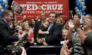 Ted Cruz enfrentará a Paul Sadler para senado en Texas