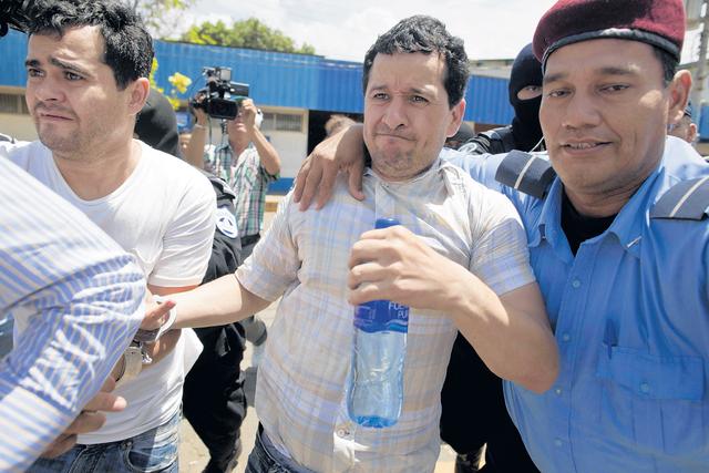 Acusan de lavado a implicados en caso Cabral