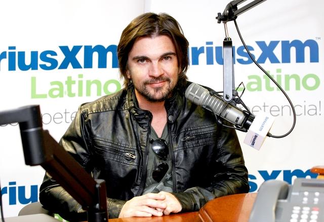 Juanes se une a Sirius XM Radio